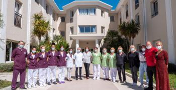 Bénéficier d'une formation diplômante d'aide soignant