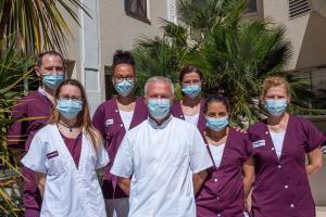 Les soins et services Santé de votre résidence médicalisée à Draguignan