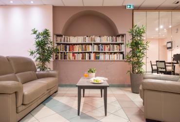 Bibliothèque ehpad draguignan