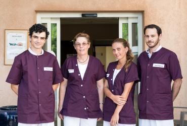Aide soignant - aide medico psychologique ehpad draguignan